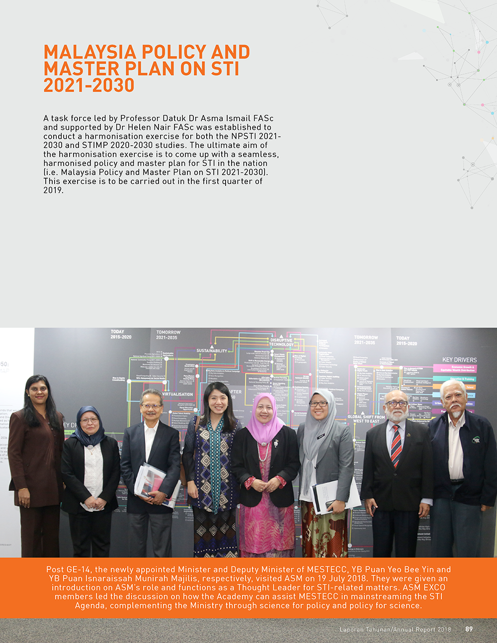 2018 Annual Report – ASM – Thought Leader